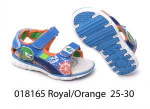 018165 Royal Orange
